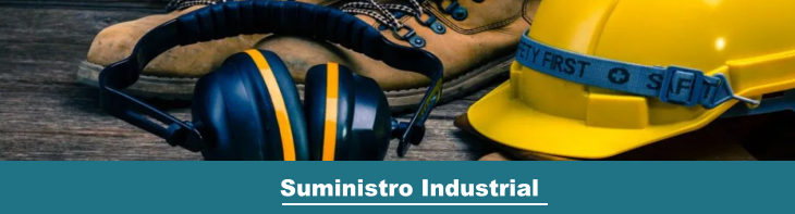 banner suministro indusrial